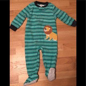 321e4ac8e Kids  Fleece Pajamas Baby on Poshmark